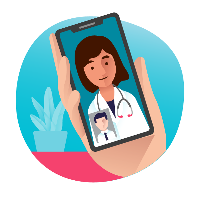 Telemedicine illustration 2